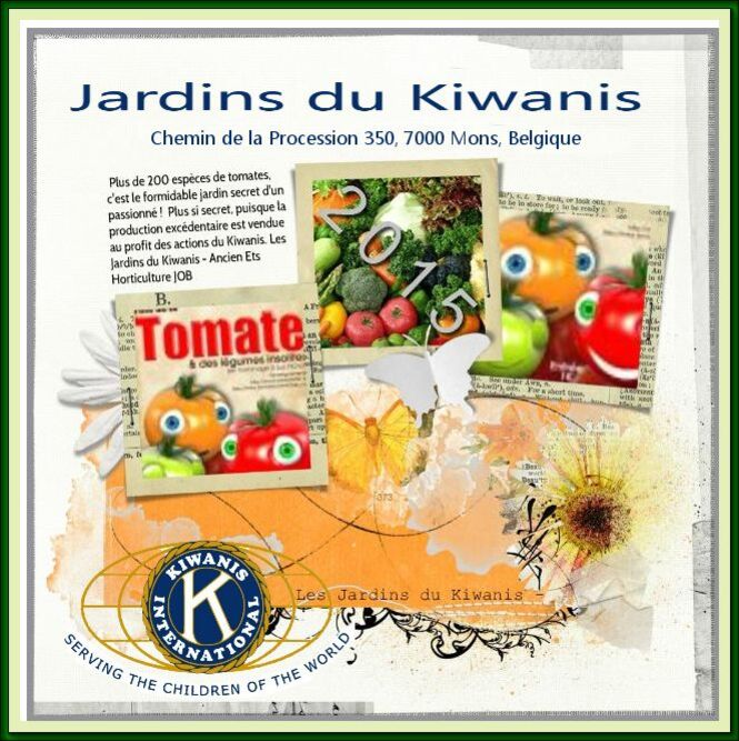 Jardins Kiwanis ,MONS,tomates, serres,Ancien Ets Horticulture JOB, chemin procession, oeuvres sociales,mons borinage