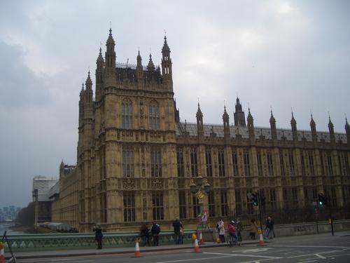 Suite du voyage de mon fils à Londres
