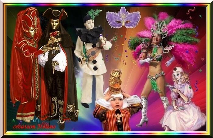 Valse des carnavals