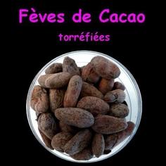 fèves cacao - bien etre & gourmandises - Copie