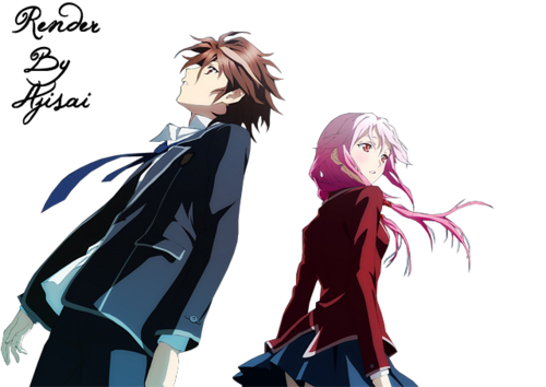 guilty crown inori shu