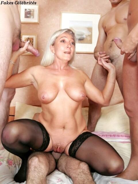 Big tits older moms blowjods hariy pussy
