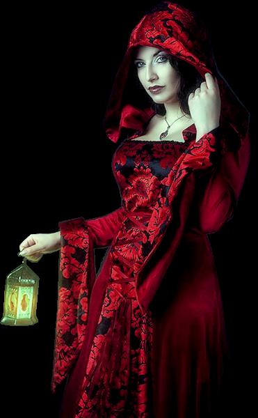 Tubes femmes gothiques création 7