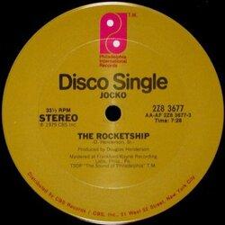 Jocko - The Rocketship