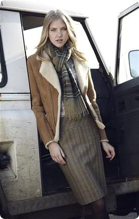 Le countryside chic de Really Wild Clothing