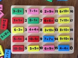 matériel ateliers math