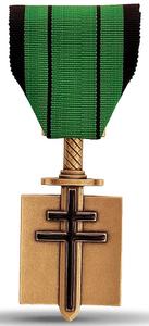 * Décès du colonel Fred Moore, Compagnon de la Libération