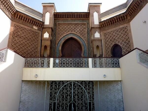 Agadir Mosquée détail