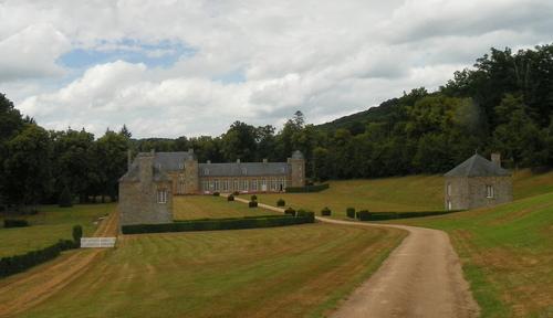 Le domaine de Pontécoulant