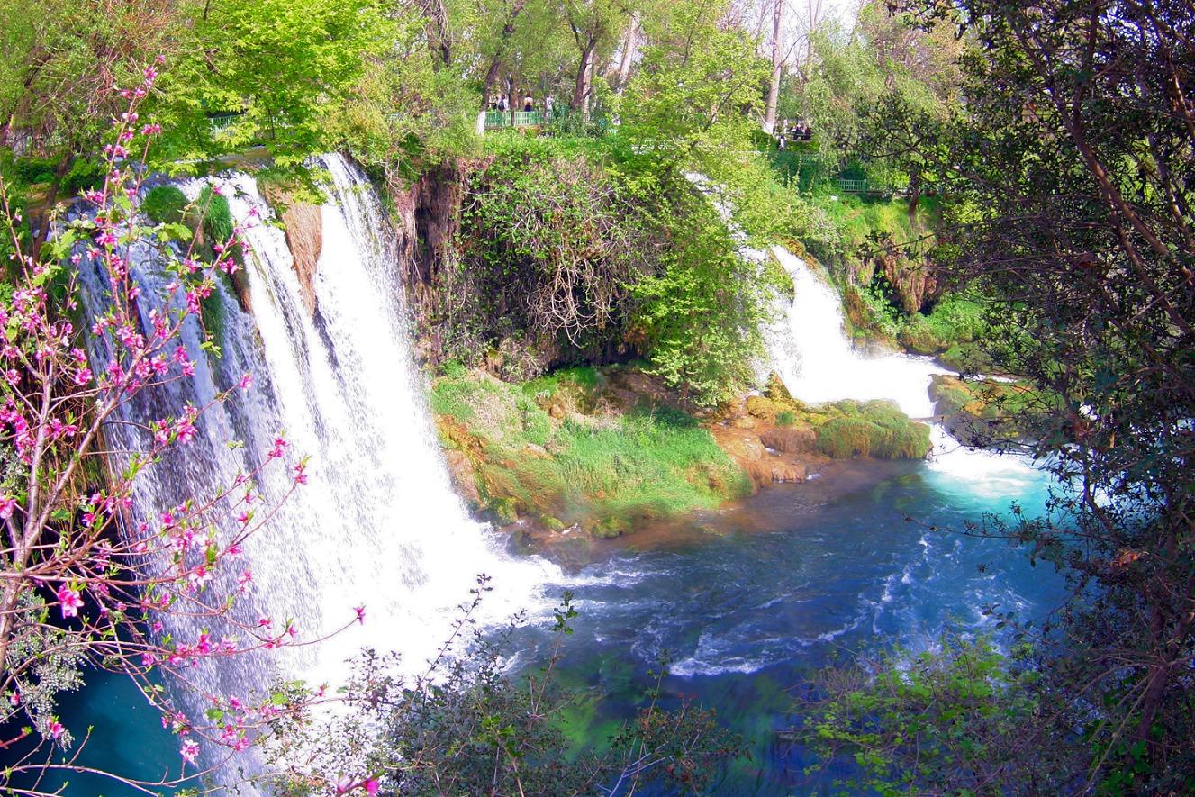 cascade jardin Duden