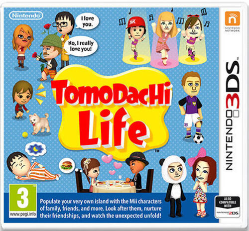 Animal Crosing et Tomogachie life new jeux populaire depuis 2000 !