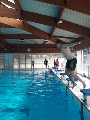 Rencontre de sport : Parcours aquatiques