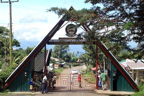 Patrimoine mondial de l'Unesco - Le parc national du Kilimandjaro - Tanzanie -
