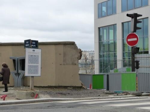 VHILS visage street-art rue Pajol disparu