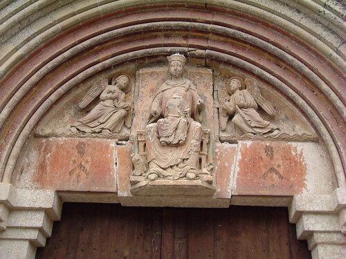 Eglise prieurale Notre-Dame de Cunault