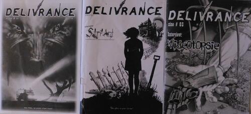 Délivrance # 3 (zine cinéma)