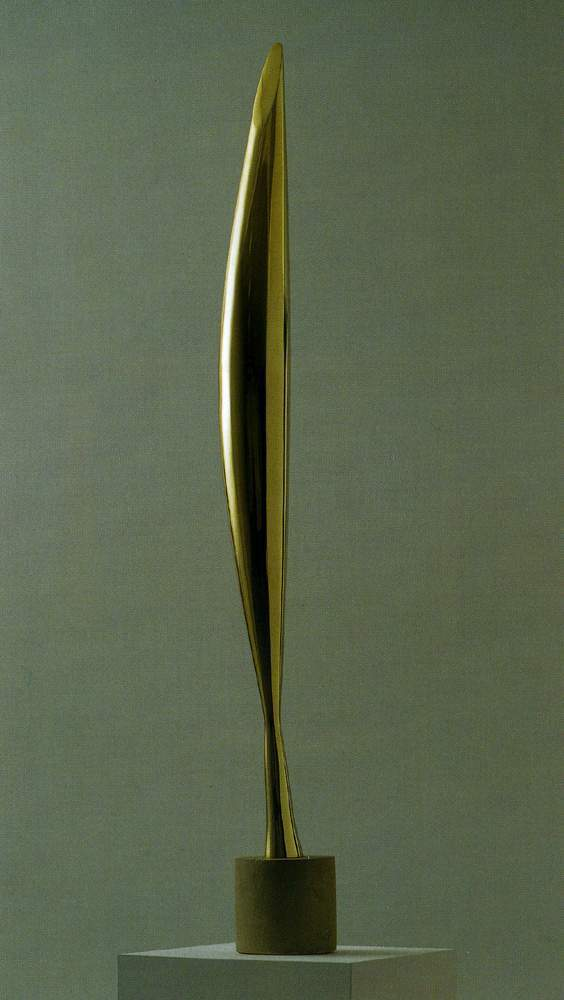 sculpture: C Brancusi