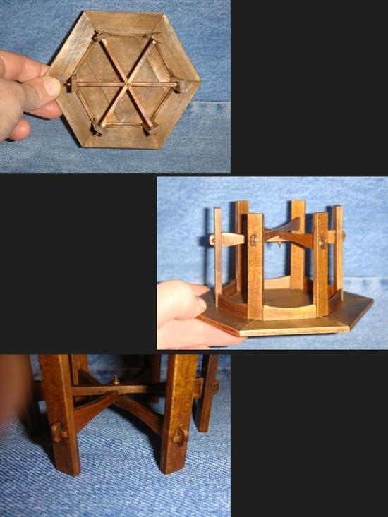 details table hexagonale