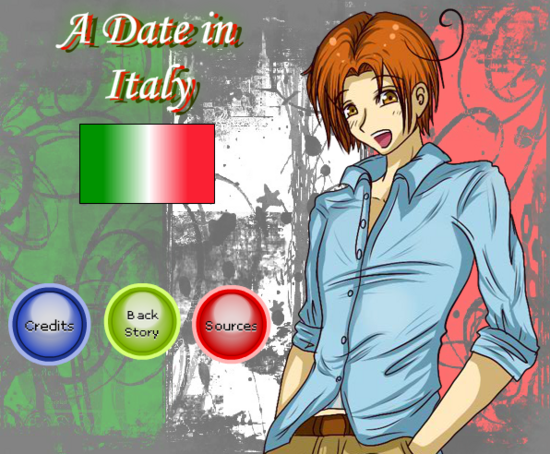 a date in italy