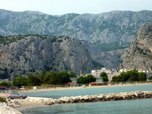 mon séjour en Croatie