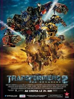 Transformers 2 La Revanche affiche