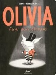 Olivia fait son cirque