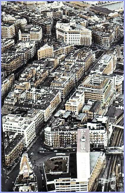 Alger, Le boulevard Baudin