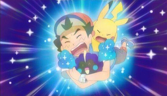 Pokémon Sun & Moon épisode 45 en RAW en Streaming