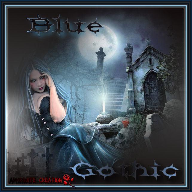 Blue Gothic