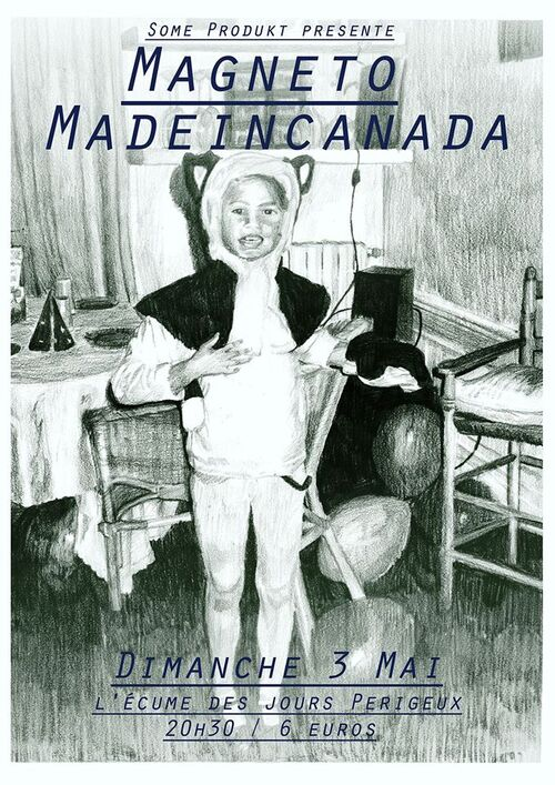 44. Made in Canada + Magneto