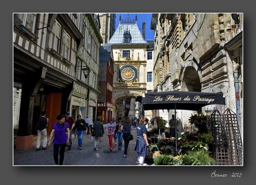 Rouen : ville historique