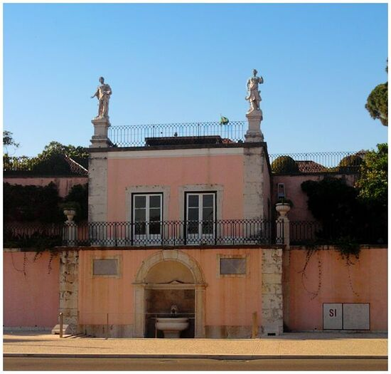 Le Palais de Belém