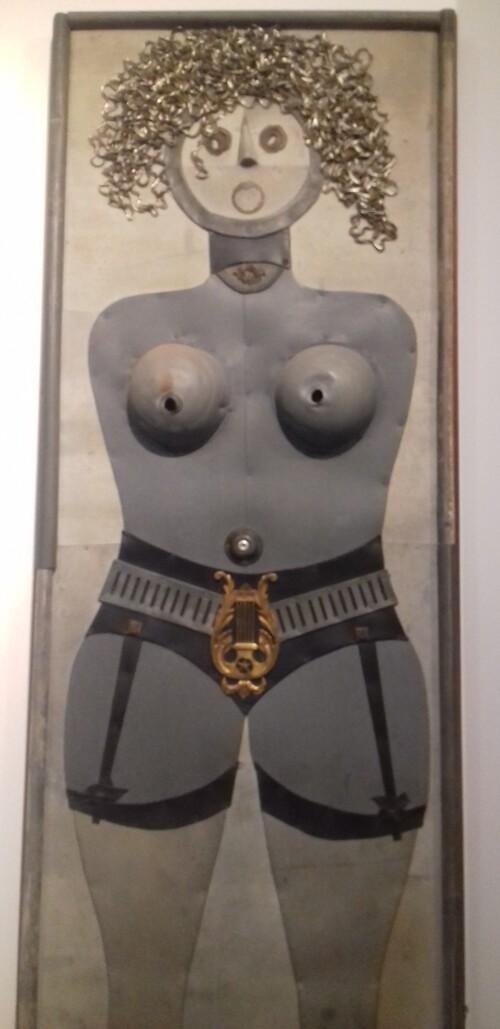 MONTPELLIER NORD, Musée d'art brut