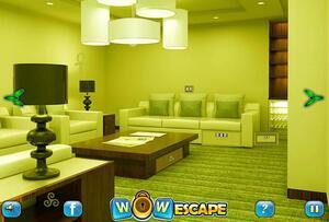 Jouer à Wow office lounge escape