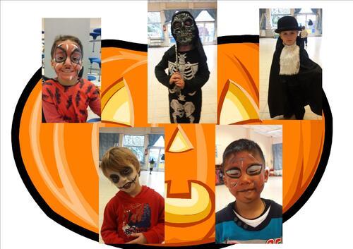 Halloween au Service d'Accueil