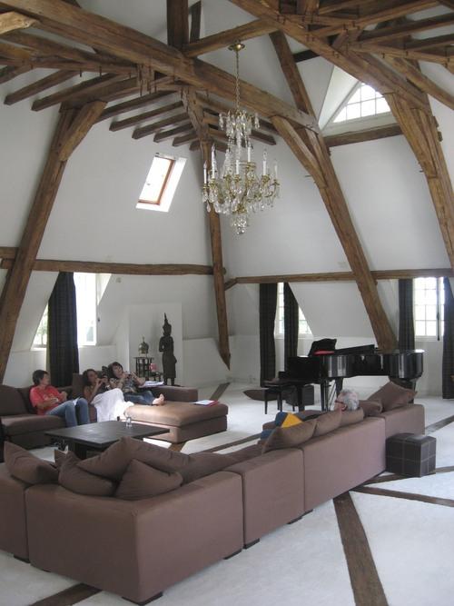 Stage de piano à Pouligny - 11 au 18 août 2012
