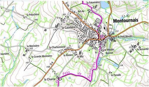 La Meilleraie-Tillay, Montournais, lieux de massacres (2)....