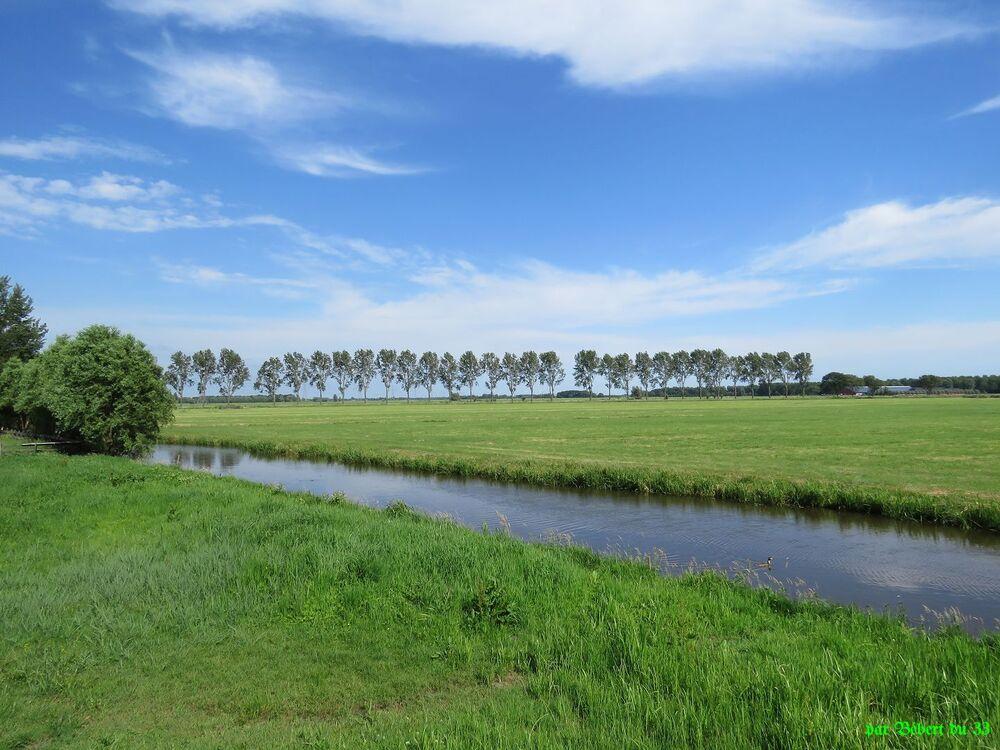 Randonnée depuis Westeinde