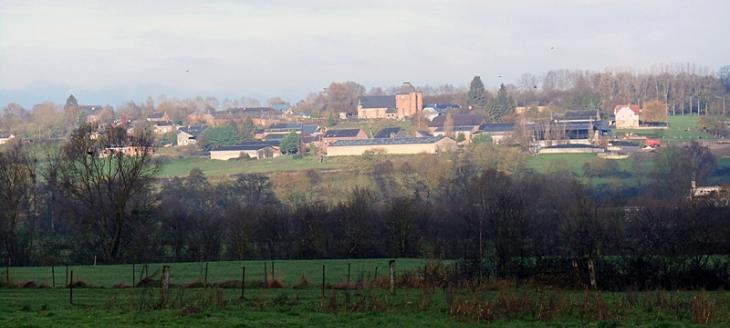 Village perché - Englancourt