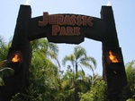 Los Angeles - Parc Universal Studios (9 Août)