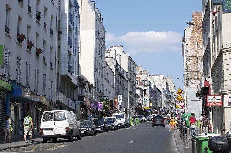 J'avais l'impression de connaître Paris …
