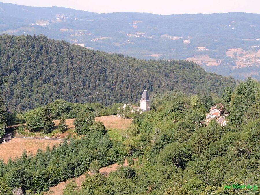Valcivières  dans le Puy de Dome