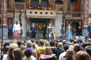 Shakespeare's Globe Theatre - Merchant of Venice (7)
