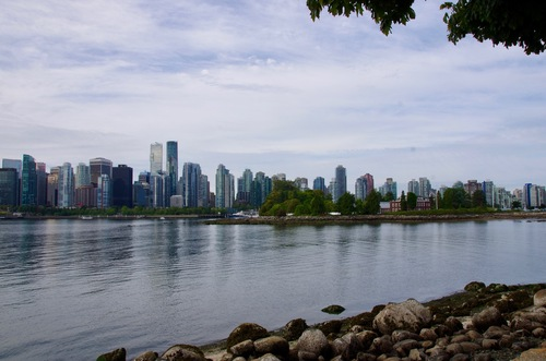 Jour 2 - Vancouver (20 août)