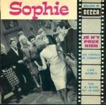 Sophie  :  Cherchez  l' idole - 1964