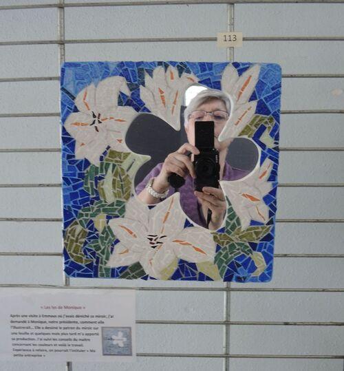 Exposition à Dourges