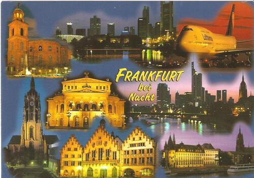 Frankfurt , wir kommen!