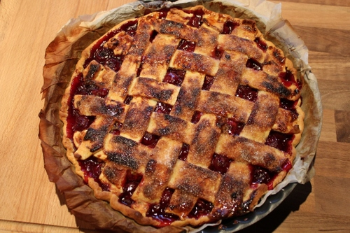 The Cherry pie
