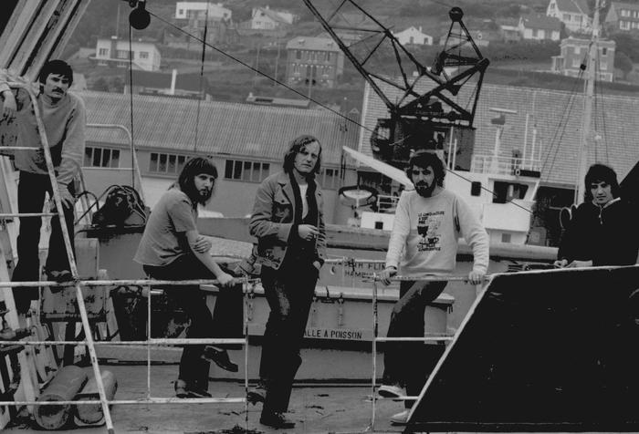"""1980 - """"Cargaison"""" à Fécamp"""