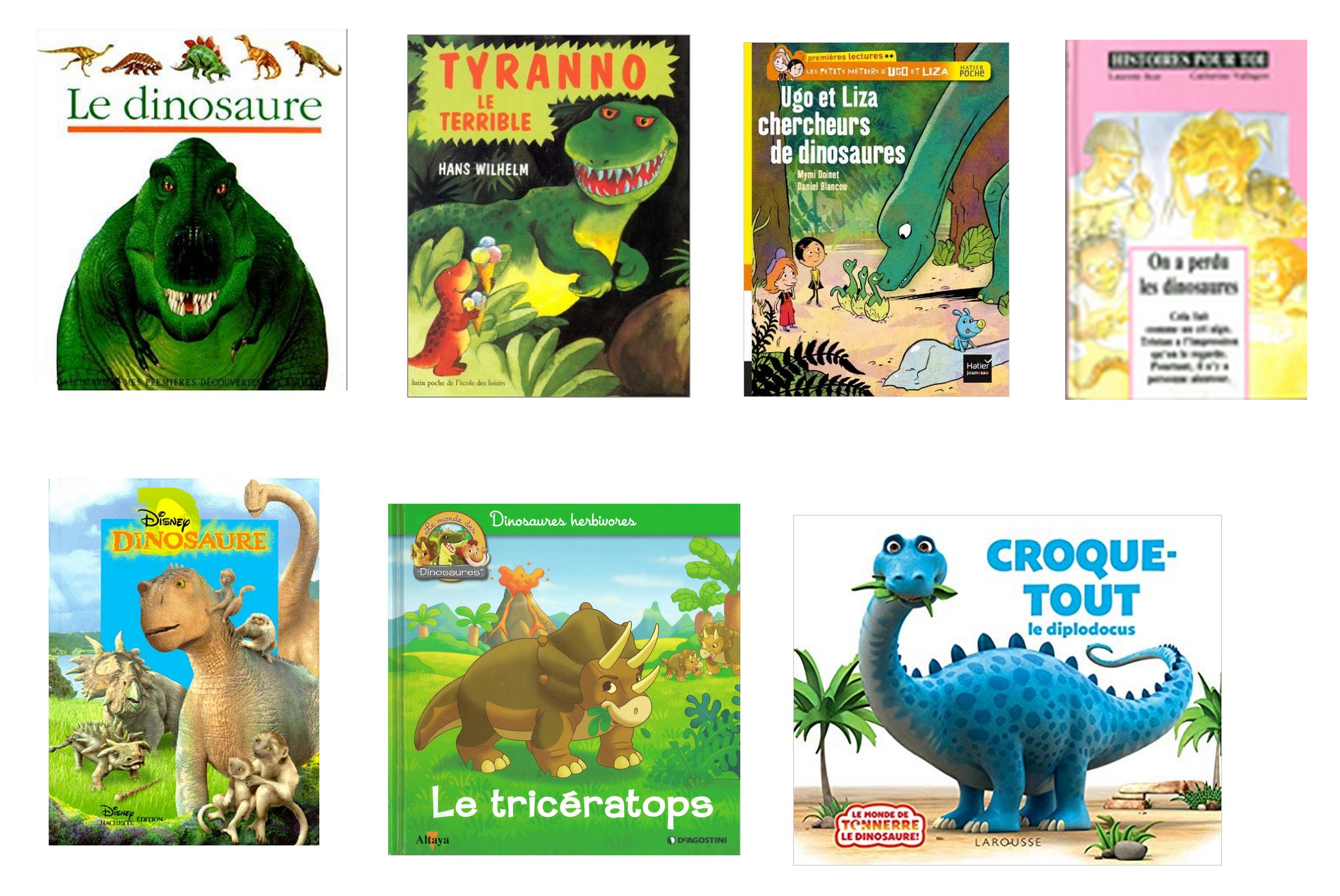 presentation dinosaures